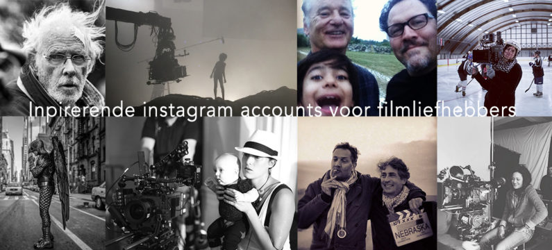 Inspirerende instagram accounts voor filmliefhebbers - fourcorners.nl