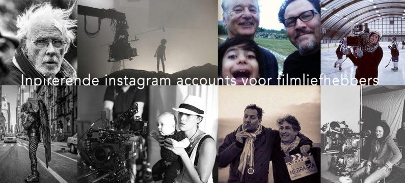 Inspirerende instagram accounts voor filmliefhebbers - fourcorners.nl